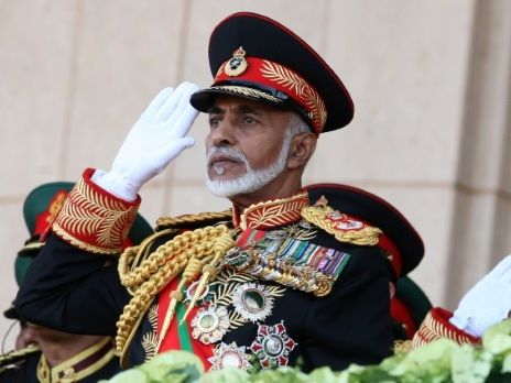 Le sultan Qabous, monarque absolu qui a modernisé Oman