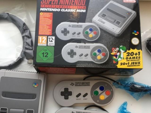 Super Nintendo Classic Mini: pourquoi un tel engouement autour des consoles de jeux vidéo rétro?