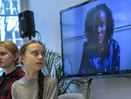 Climat: Greta Thunberg sort les militants africains de l'ombre médiatique