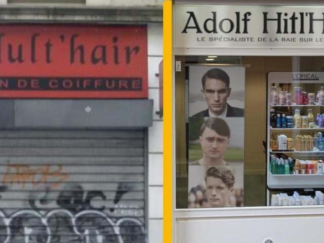 Top 25 des noms de coiffeurs en jeux de mots, les devantures sup'hair drôles