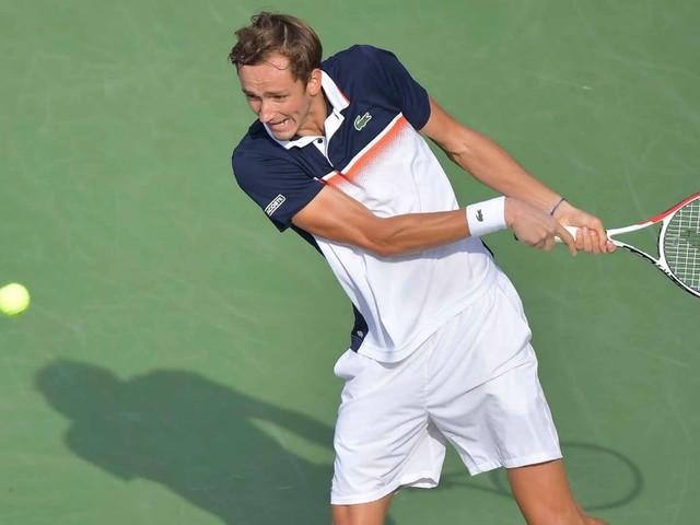 Cincinnati: Djokovic renversé par Medvedev
