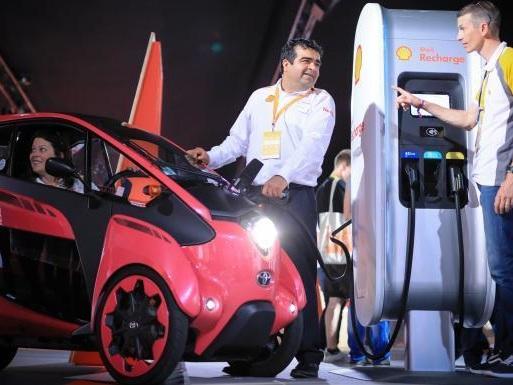 Voiture électrique : Shell parie sur la recharge rapide et intelligente