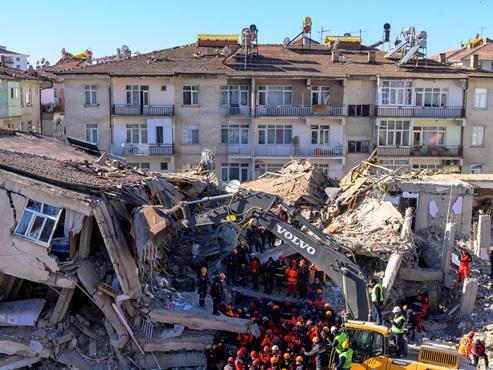 Séisme en Turquie: le bilan passe à 35 morts