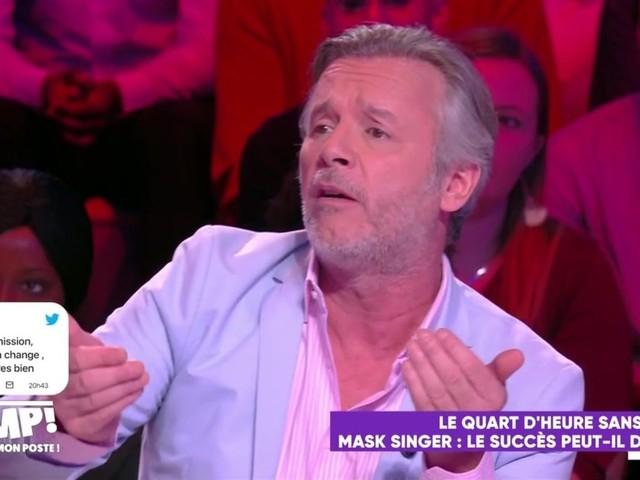 """VIDEO. """"C'était un moment horrible"""" : Jean-Michel Maire atomise Mask Singer dans TPMP"""