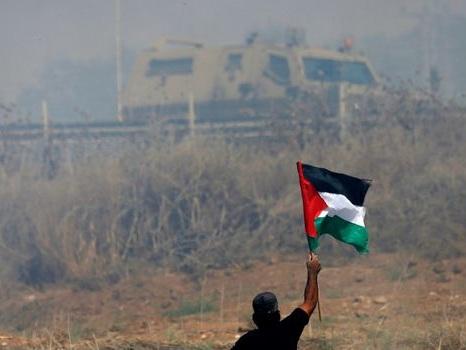 Gaza : un combattant tué par Israël, son corps ramassé par un bulldozer