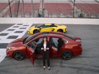 Quand Kia compare sa nouvelle Kia Forte à une Lamborghini Aventador