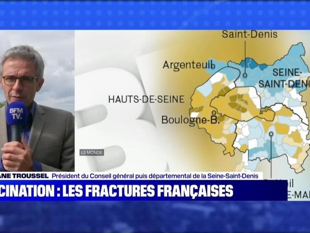 Vaccination : les fractures françaises - 28/07