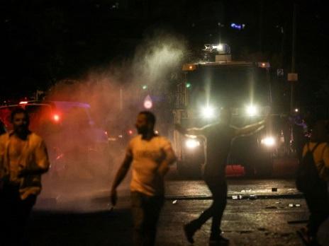 Jérusalem: arrestations après des heurts entre Palestiniens et policiers israéliens