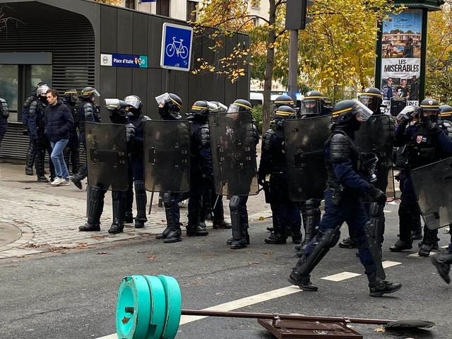 Deux syndicats policiers appellent à rejoindre la grève du 5 décembre