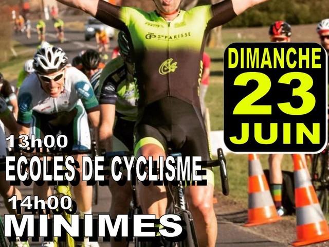 Dimanche 23juin 2019- Prix de Mesves Sur Loire (58) - prix de la Municipalité - organisé par l'UNION COSNOISE SPORTIVE - Catégories : Carte Vélo jeunes (PPB) / Minimes / 3ème - Juniors - Pass'cyclisme Open + résultats et photos 2018 - ( Pierre REGOUBY - UNION COSNOISE SPORTIVE - Jacky BALLAND - Amicale Cycliste Sancoins - Ludovic LAMARRE)