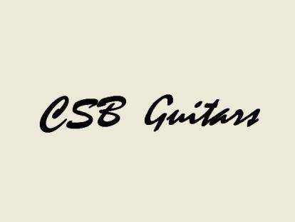 [Pleins Feux Sur] - CSB Guitars