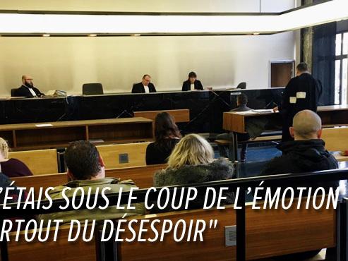 """Frédéric, un gilet jaune, affirme qu'il va """"tout casser"""" lors d'une interview: il se retrouve ce matin devant le tribunal à Charleroi"""