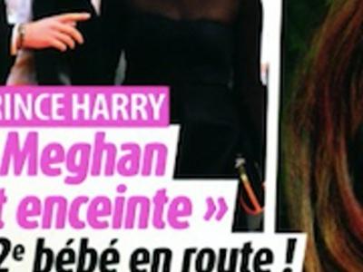 Prince Harry, bébé 2 avec Meghan Markle, ça se précise (photo)