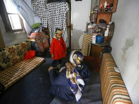 En Libye, le calvaire de déplacés du sud de Tripoli pour se loger