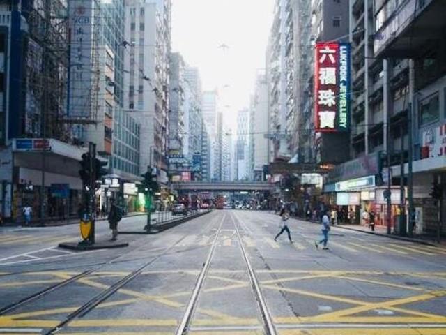 Je vis en quarantaine à cause du coronavirus à Hong Kong, désormais ville fantôme