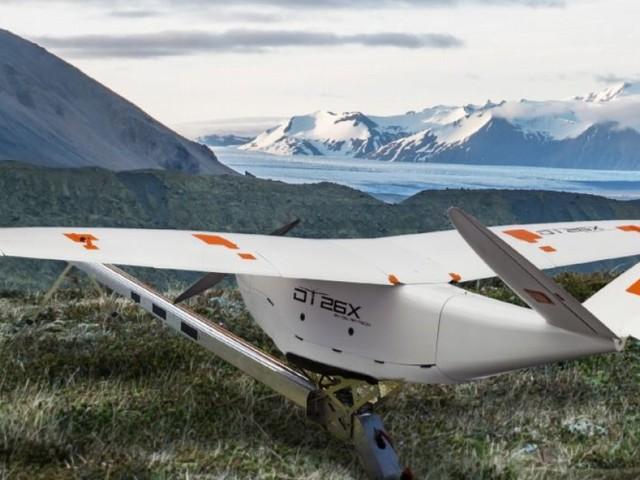 C'est pour bientôt les drones tueurs? La question qui fâche du HuffPost au fabricant Delair sur Franceinfo