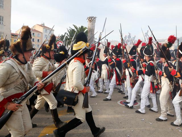 L'héritier de Napoléon à Ajaccio pour fêter les 250 ans de la naissance de l'Empereur