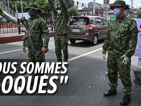 Charlotte, bloquée aux Philippines, se sent abandonnée par la Belgique: qu'est-il prévu pour les Belges en voyage à l'étranger?