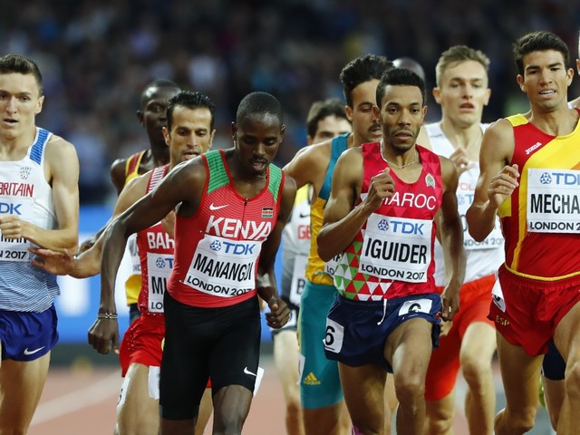 Mondiaux d'athlétisme: Le Maroc termine avec une seule médaille
