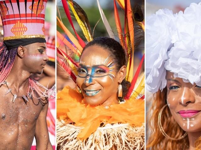 Les trois antennes de Martinique mobilisés pour le Carnaval de Martinique 2020
