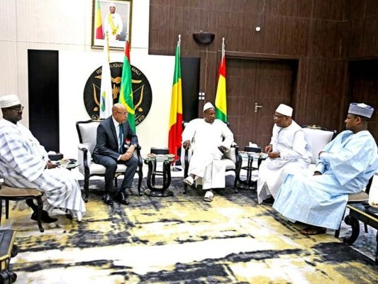 OMVS: Session ordinaire de la conférence des chefs d'Etat