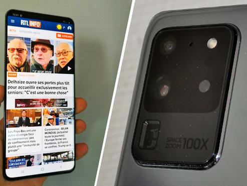 Les tests de Mathieu: un mois avec le gigantesque Samsung Galaxy S20 Ultra, est-il le roi d'Android ?