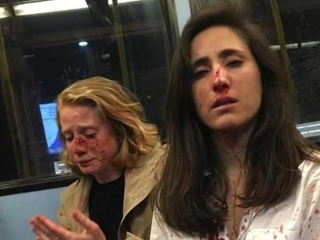 Cinquième arrestation après l'agression d'un couple de femmes dans un bus londonien