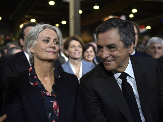 Affaire Fillon : le parquet requiert le renvoi du couple en correctionnelle