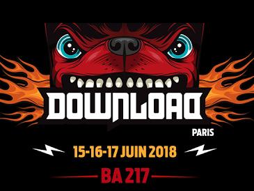 Download Festival France : 31 nouveaux groupes !