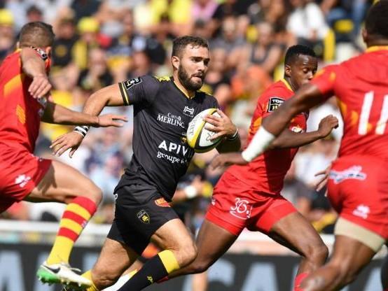 Rugby - Top 14 - Top 14 : La Rochelle fait craquer Perpignan