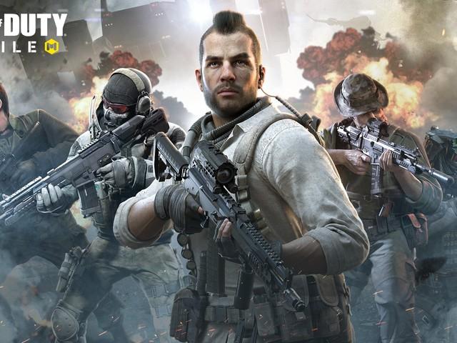 Call of Duty Mobile : le jeu sort début octobre avec un mode Battle Royale comme sur Fortnite