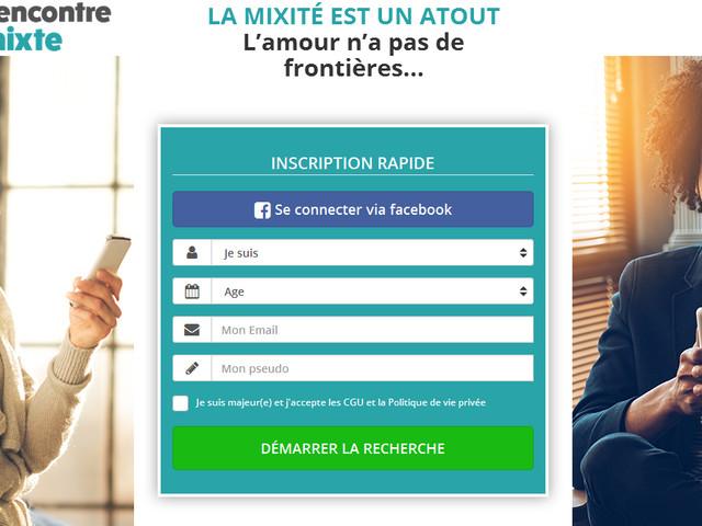 RencontreMixte.com – Présentation & Avis