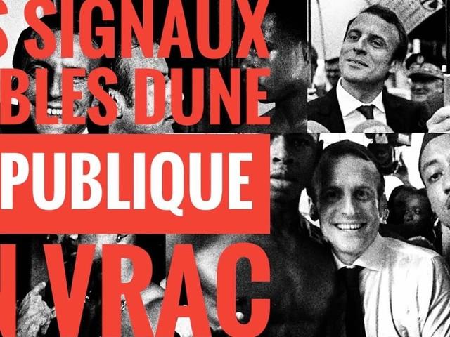 596ème semaine politique: les signaux faibles d'une République en vrac