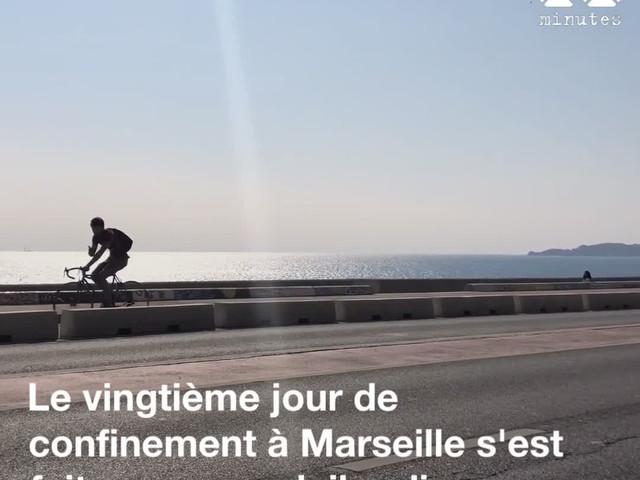 Coronavirus à Marseille: Le confinement à l'heure du printemps et du soleil