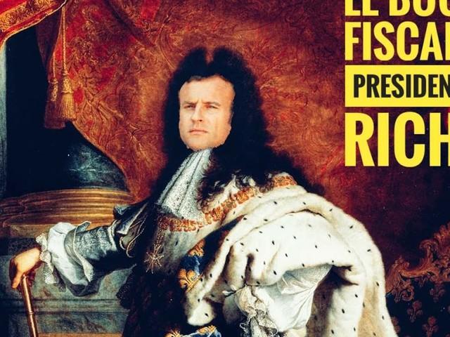 543ème semaine politique: le boulet fiscal de Macron