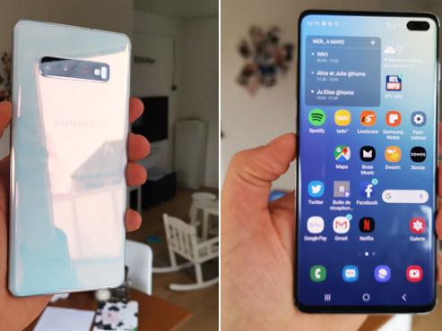 Les tests de Mathieu: deux semaines avec le nouveau Samsung Galaxy S10 Plus, nouveau roi d'Android ?