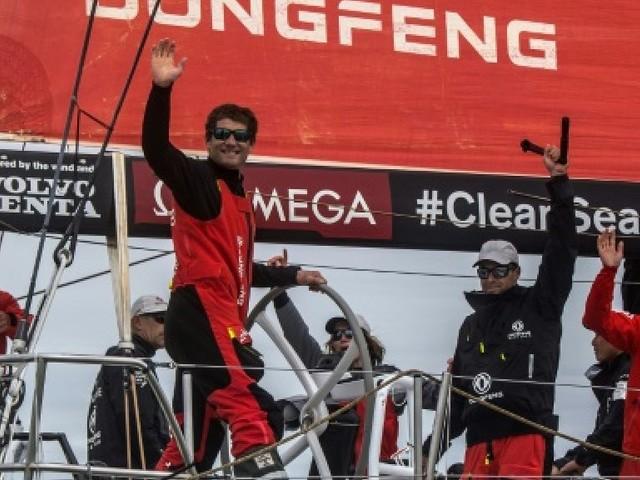 Volvo Ocean Race: Le Français Caudrelier offre une première à Dongfeng et la Chine
