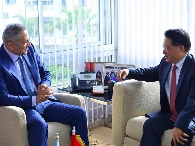 Le Maroc et l'ONUDI main dans la main pour accélérer l'industrialisation du royaume