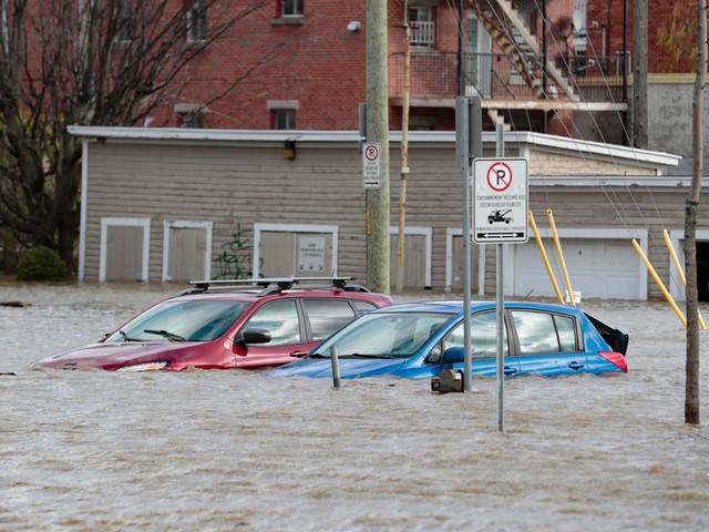 Les inondations, événement climatique de 2019