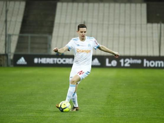 Foot - L1 - OM - OM : Florian Thauvin devrait pouvoir débuter face à Bordeaux