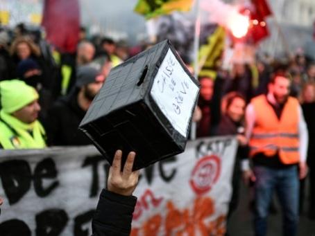 Retraites: le jeu vidéo pour soutenir la grève