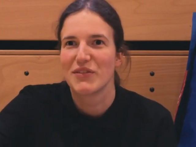 WorldSkills Kazan : la Belge aux doigts de fée Alice Baré termine son manteau russe sous les applaudissements