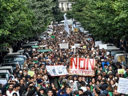 En Algérie, une présidentielle dont la population ne veut pas