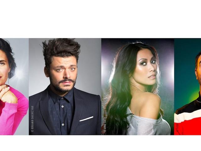 """""""Mask Singer"""" : Kev Adams, Alessandra Sublet, Jarry et Anggun jurés du divertissement événement de TF1"""