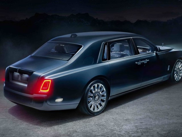 Rolls-Royce Phantom Tempus Collection : quand le luxe se libère de la notion de temps