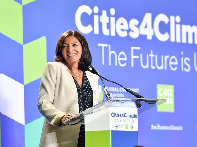 Nous, villes engagées pour le climat, appelons les États à accélérer la mobilisation