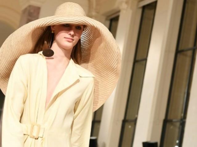 Jacquemus réchauffe la Fashion Week avec une collection sur le thème du souk