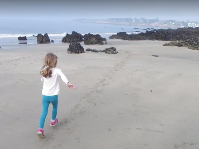 À toi ma fille, qui affrontes la mucoviscidose avec force, du haut de tes 6 ans