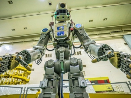 Mission terminée: le robot humanoïde russe Fedor n'ira plus dans l'espace