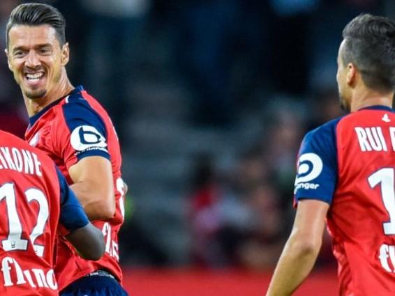 L1 (J6) : Lille enfonce Nantes (2-0) et met la pression au PSG
